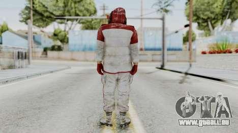 Ein bandit von Far Cry 4 für GTA San Andreas dritten Screenshot