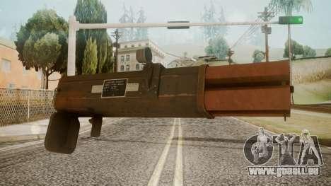 Rocket Launcher by catfromnesbox pour GTA San Andreas deuxième écran