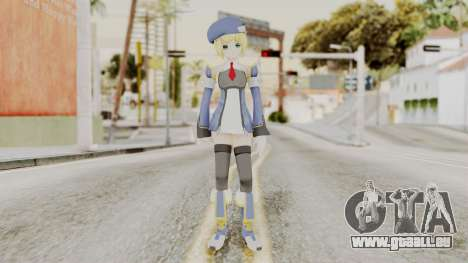 Blazblue - Noel Vermillion für GTA San Andreas zweiten Screenshot