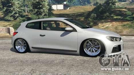 Volkswagen Scirocco [Beta] für GTA 5