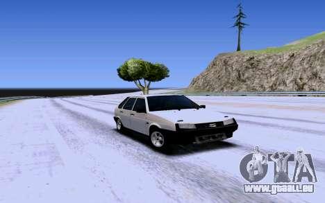 VAZ 2109 Turbo pour GTA San Andreas