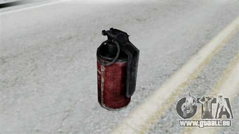Molotov Cocktail from RE6 für GTA San Andreas dritten Screenshot