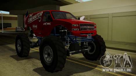 GTA 5 Vapid The Liberator IVF pour GTA San Andreas