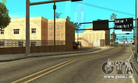 New Jefferson für GTA San Andreas dritten Screenshot