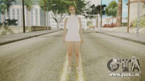 Wfyri HD pour GTA San Andreas deuxième écran