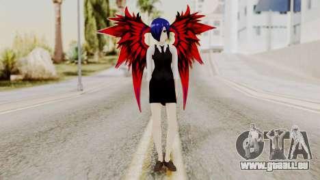 Touka Kirishima (Tokyo Ghoul) v2 für GTA San Andreas zweiten Screenshot