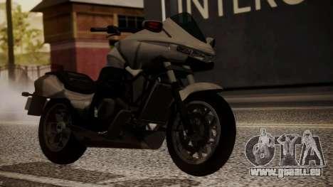 GTA 5 Dinka Thrust für GTA San Andreas