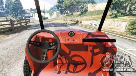 Polaris RZR 4 v1.15 für GTA 5
