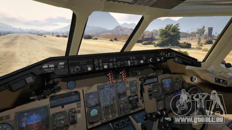 GTA 5 McDonnell Douglas MD-80 septième capture d'écran
