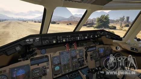 GTA 5 McDonnell Douglas MD-80 Siebter Screenshot