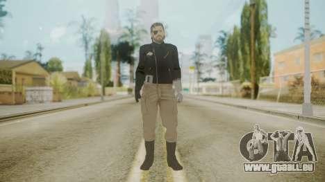 Venom Snake [Jacket] Rocket Arm für GTA San Andreas zweiten Screenshot