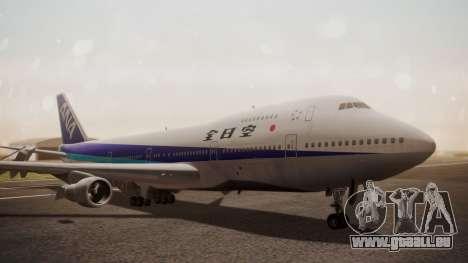 Boeing 747SR All Nippon Airways (NC) pour GTA San Andreas