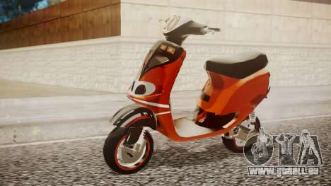 Zip SP Stage6 Cup pour GTA San Andreas