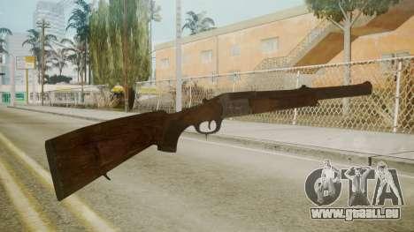 Atmosphere Rifle v4.3 pour GTA San Andreas deuxième écran