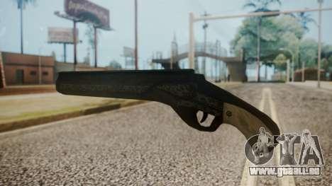 Revenant (Dantes Shotgun) from DMC pour GTA San Andreas deuxième écran