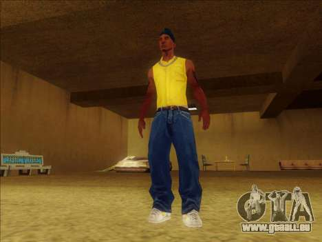 New Og Loc [Cluckin Bell] pour GTA San Andreas