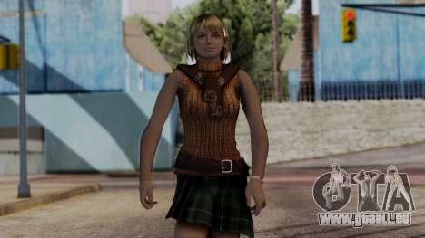 Resident Evil 4 Ultimate HD - Ashley Graham pour GTA San Andreas