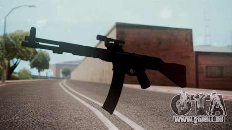 MK-42 Red Orchestra 2 Heroes of Stalingrad für GTA San Andreas zweiten Screenshot
