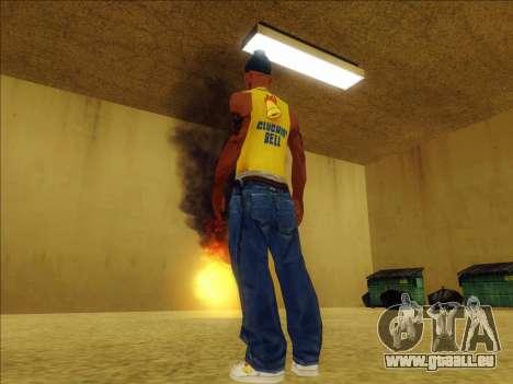 New Og Loc [Cluckin Bell] für GTA San Andreas zweiten Screenshot
