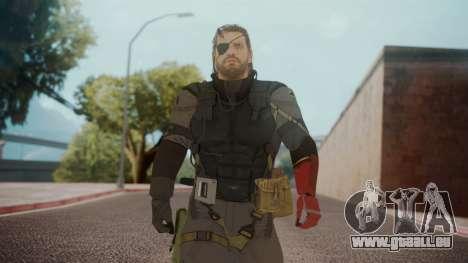 New Venom Snake pour GTA San Andreas