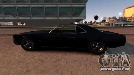Sabre Vigero Muscle Car pour GTA 4 est une gauche
