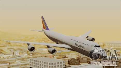 Boeing 747-8I Philippine Airlines für GTA San Andreas