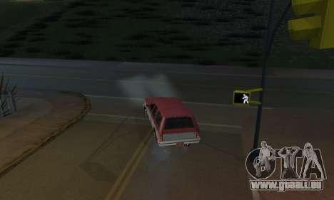 Realistic Lights für GTA San Andreas dritten Screenshot