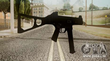 MP5 by catfromnesbox für GTA San Andreas zweiten Screenshot