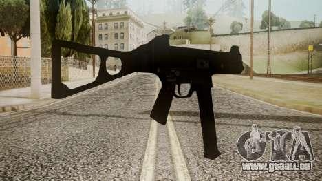 MP5 by catfromnesbox für GTA San Andreas zweiten Screenshot