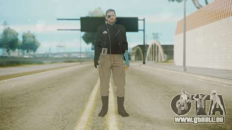 Venom Snake [Jacket] Hand of Jehuty Arm für GTA San Andreas zweiten Screenshot