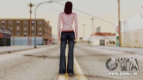 Hfyst CR Style für GTA San Andreas dritten Screenshot