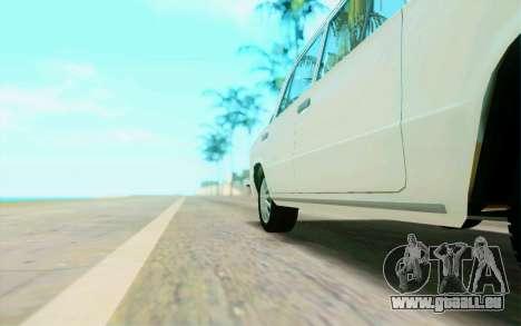 VAZ 2101 Lager für GTA San Andreas Seitenansicht