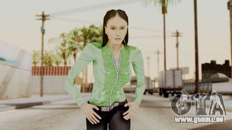 Ofyri CR Style pour GTA San Andreas