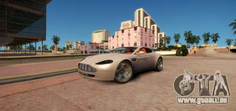 Aston Martin DB9 Vice City Deluxe pour GTA 4