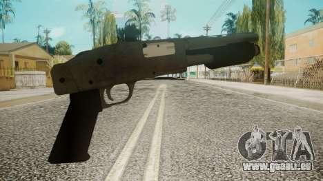 Sawnoff Shotgun by EmiKiller für GTA San Andreas zweiten Screenshot