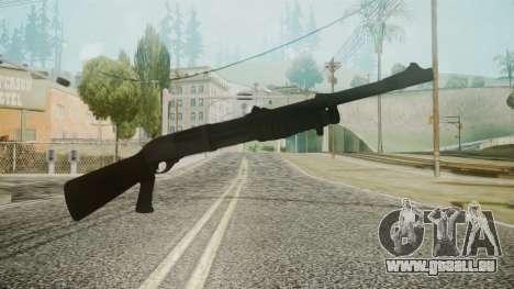 MCS 870 Battlefield 3 pour GTA San Andreas deuxième écran
