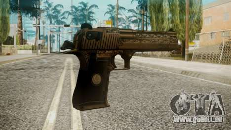 Desert Eagle by EmiKiller für GTA San Andreas zweiten Screenshot