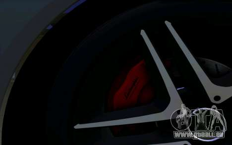 Lamborghini Huracan LP610 VELLANO für GTA San Andreas Rückansicht