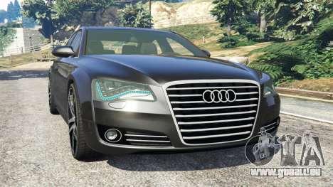 Audi A8 pour GTA 5