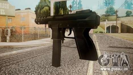 Tec 9 by catfromnesbox für GTA San Andreas zweiten Screenshot