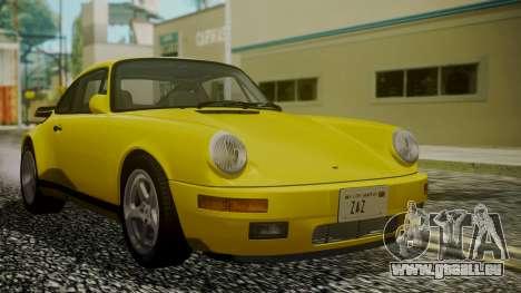 RUF CTR Yellowbird 1987 pour GTA San Andreas