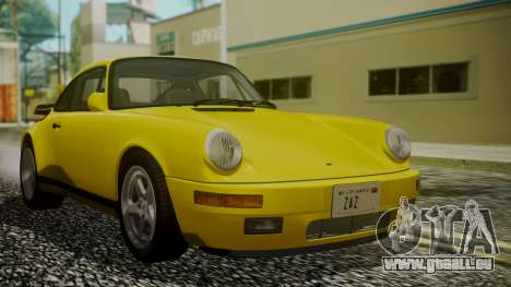 RUF CTR Yellowbird 1987 für GTA San Andreas