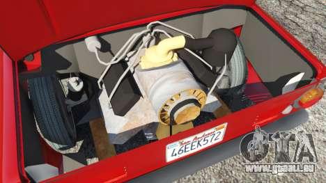 ZAZ-ET pour GTA 5