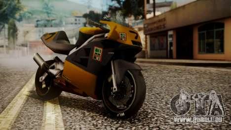 NRG-500 Number 7 Mod für GTA San Andreas