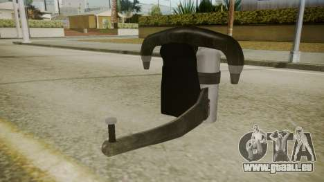 Atmosphere Jetpack v4.3 pour GTA San Andreas deuxième écran