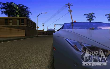 Lamborghini Huracan LP610 VELLANO für GTA San Andreas obere Ansicht