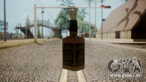 Molotov Cocktail from RE Outbreak Files für GTA San Andreas zweiten Screenshot