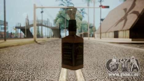 Molotov Cocktail from RE Outbreak Files pour GTA San Andreas deuxième écran