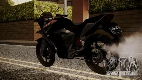 New Mega Pro für GTA San Andreas linke Ansicht