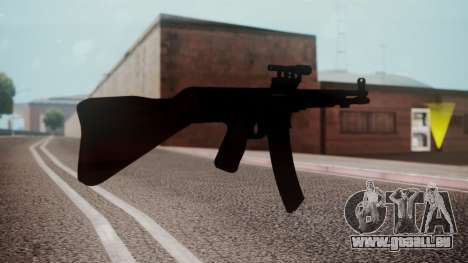 MK-42 Red Orchestra 2 Heroes of Stalingrad für GTA San Andreas dritten Screenshot